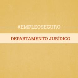 Perfil del empleado. Departamento jurídico