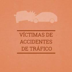 Víctimas de accidentes de tráfico