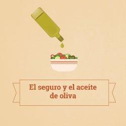 El seguro y el aceite de oliva
