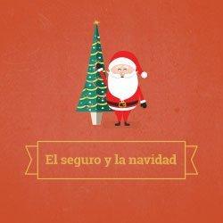 El seguro y la Navidad
