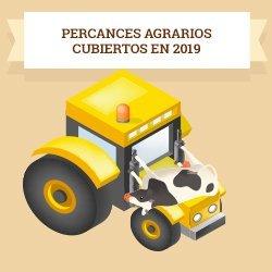 Percances agrarios 2019